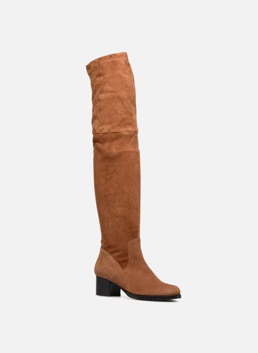Støvler & gummistøvler Anaki Maitre Yoda Brun detaljeret billede af skoene