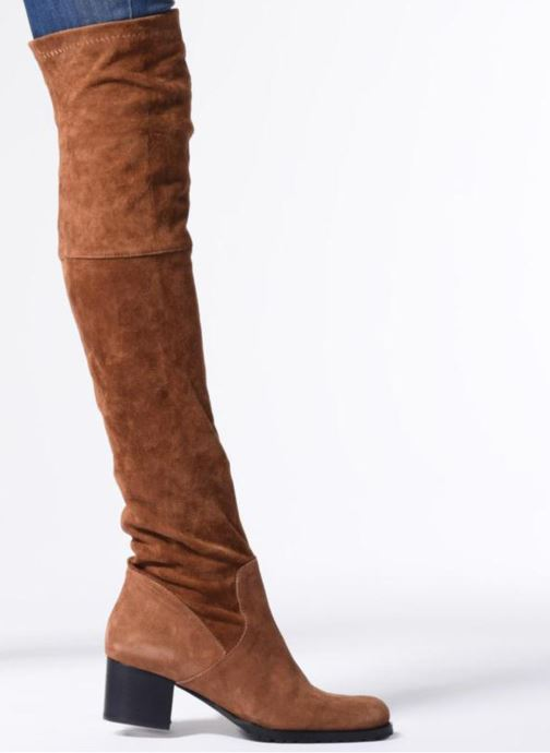 Boots & wellies Anaki Maitre Yoda Brown view from underneath / model view