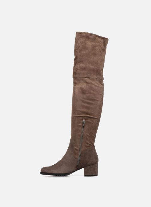 Boots & wellies Anaki Maitre Yoda Brown front view