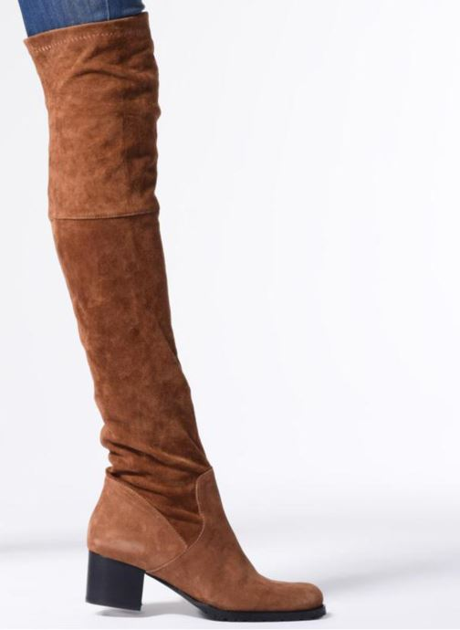 Boots & wellies Anaki Maitre Yoda Blue view from underneath / model view