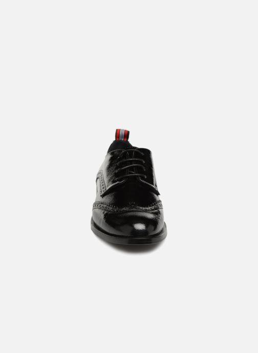 Zapatos con cordones Anaki Twiggy Negro vista del modelo