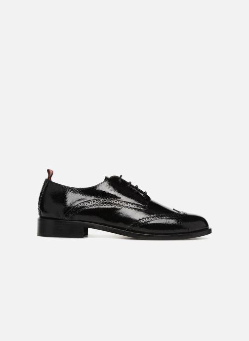 Zapatos con cordones Anaki Twiggy Negro vistra trasera