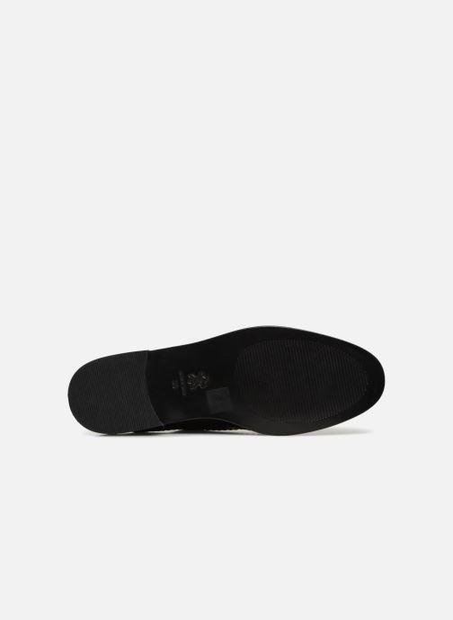 Zapatos con cordones Anaki Twiggy Negro vista de arriba