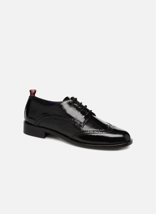 Anaki Twiggy (negro) - Zapatos Con Cordones Chez