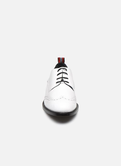 Zapatos con cordones Anaki Twiggy Blanco vista del modelo