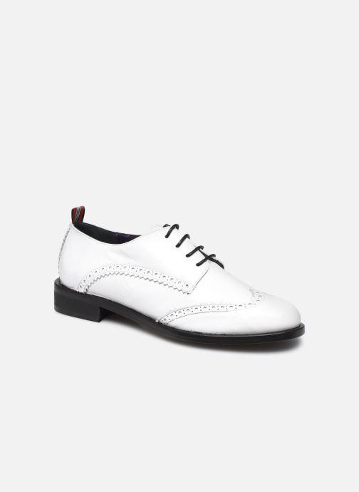 Zapatos con cordones Anaki Twiggy Blanco vista de detalle / par