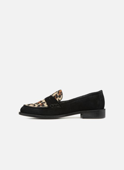 Loafers Anaki Covent Black front view