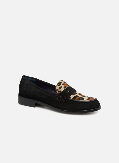 Loafers Anaki Covent Black detailed view/ Pair view
