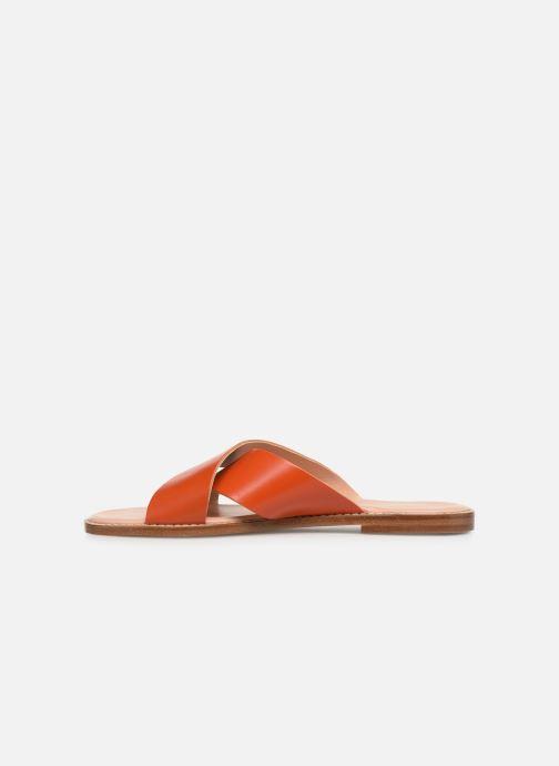 Zoccoli Craie INFINITY Arancione immagine frontale