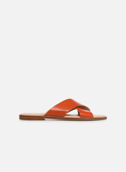 Zoccoli Craie INFINITY Arancione immagine posteriore