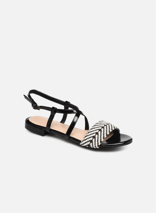 Sandales et nu-pieds I Love Shoes CAITLIN Noir vue détail/paire
