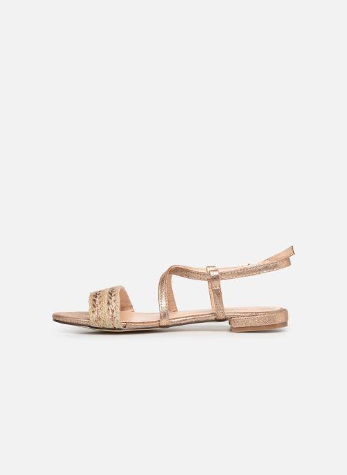 Sandales et nu-pieds I Love Shoes CAITLIN Rose vue face