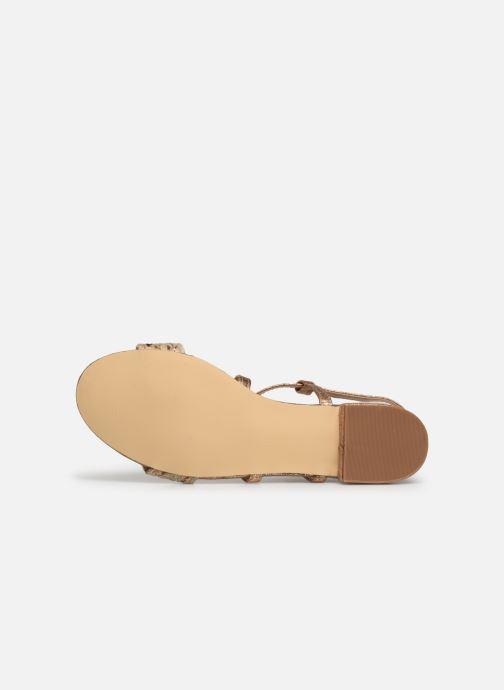 Sandales et nu-pieds I Love Shoes CAITLIN Rose vue haut