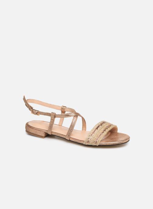 Sandales et nu-pieds I Love Shoes CAITLIN Rose vue détail/paire