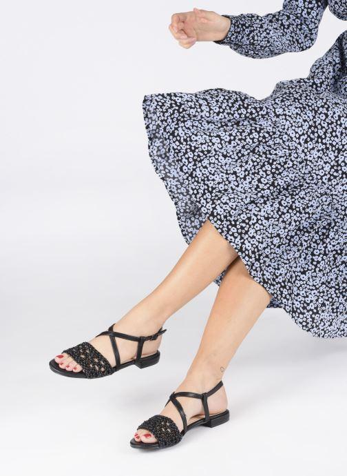 Sandales et nu-pieds I Love Shoes CAITLIN Noir vue bas / vue portée sac