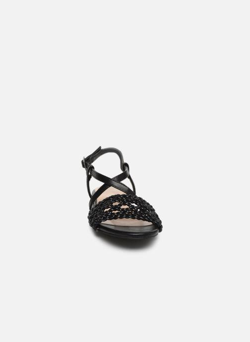 Sandali e scarpe aperte I Love Shoes CAITLIN Nero modello indossato