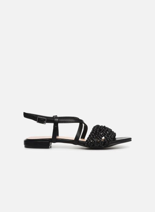 Sandales et nu-pieds I Love Shoes CAITLIN Noir vue derrière