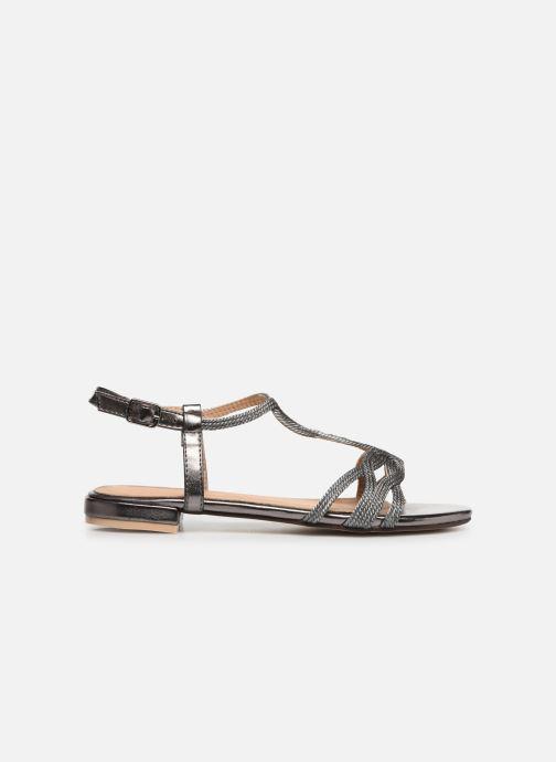 Sandales et nu-pieds I Love Shoes CALANDRA Argent vue derrière