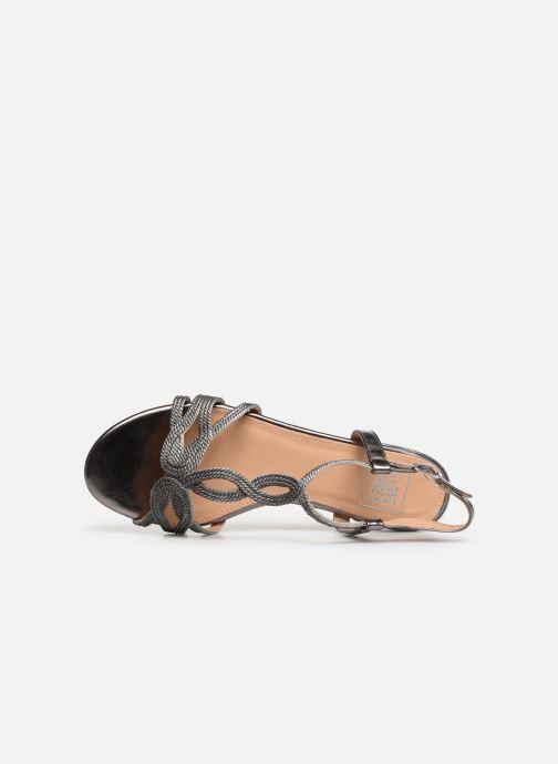 Sandales et nu-pieds I Love Shoes CALANDRA Argent vue gauche