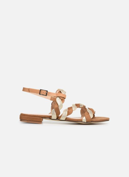 Sandalias I Love Shoes CALIPSO Marrón vistra trasera