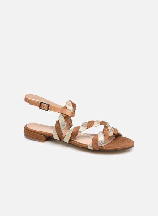 Sandalias I Love Shoes CALIPSO Marrón vista de detalle / par