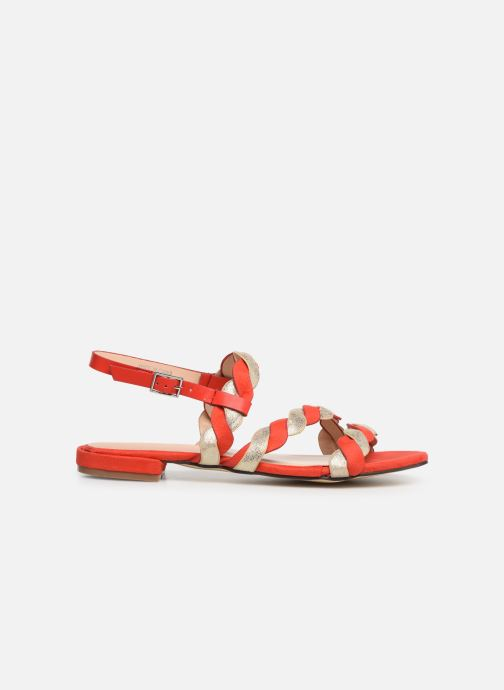 Sandales et nu-pieds I Love Shoes CALIPSO Rouge vue derrière