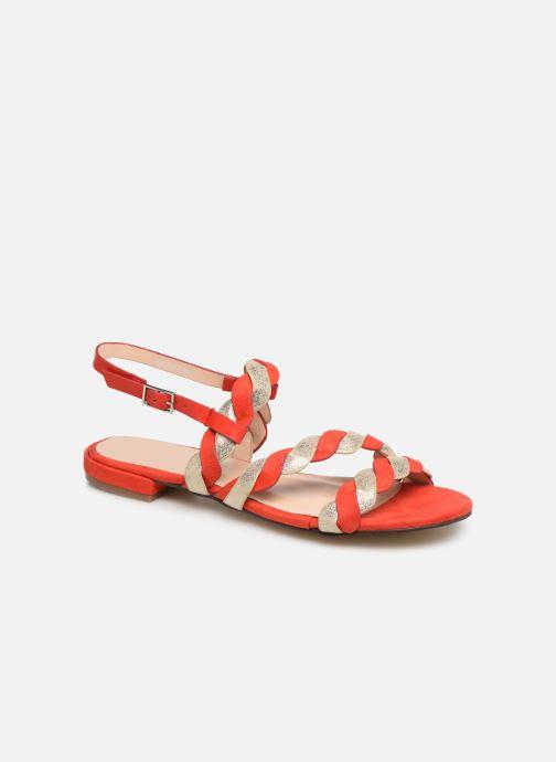 Sandales et nu-pieds I Love Shoes CALIPSO Rouge vue détail/paire