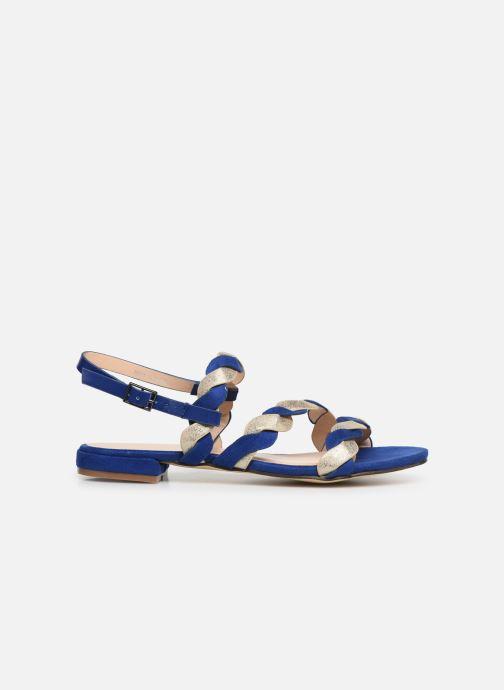 Sandales et nu-pieds I Love Shoes CALIPSO Bleu vue derrière