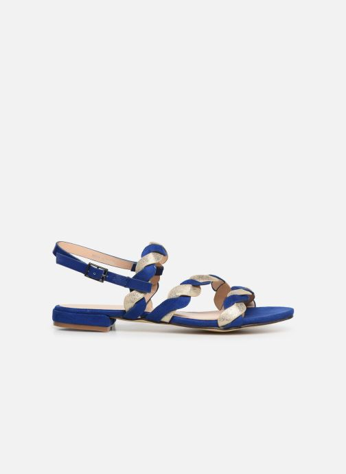 Sandalias I Love Shoes CALIPSO Azul vistra trasera