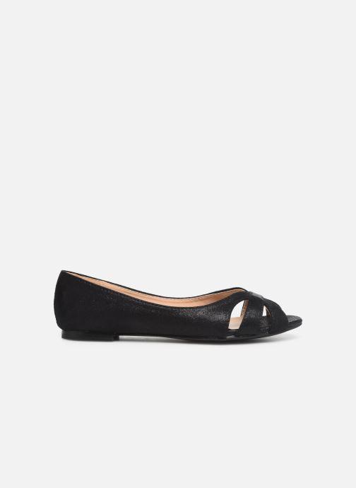 Bailarinas I Love Shoes CARREN Negro vistra trasera
