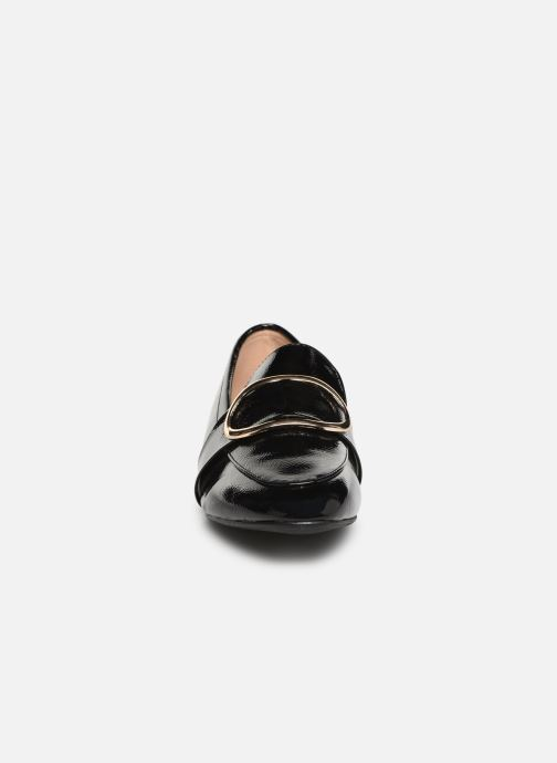Mocasines I Love Shoes CAMELIE Negro vista del modelo