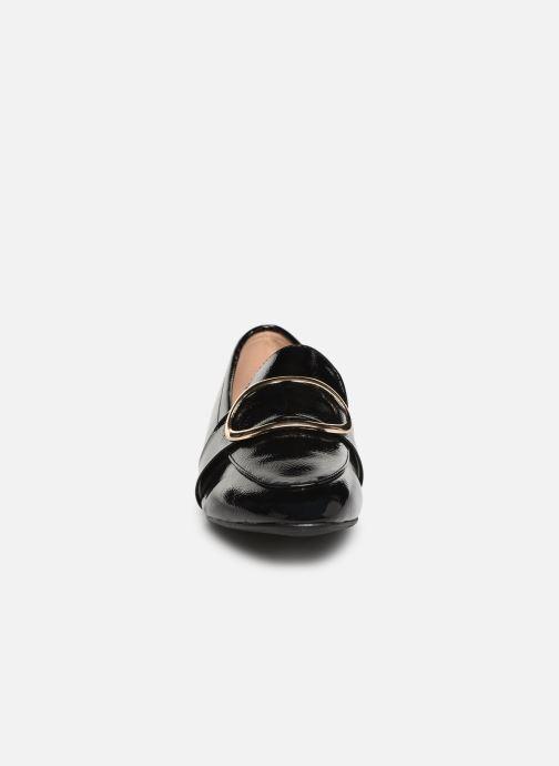 Mocassins I Love Shoes CAMELIE Noir vue portées chaussures