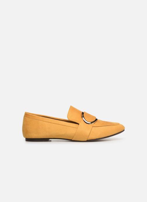 Mocassins I Love Shoes CAMELIE Jaune vue derrière