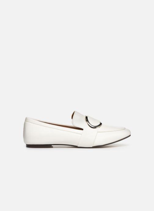 Mocassins I Love Shoes CAMELIE Blanc vue derrière
