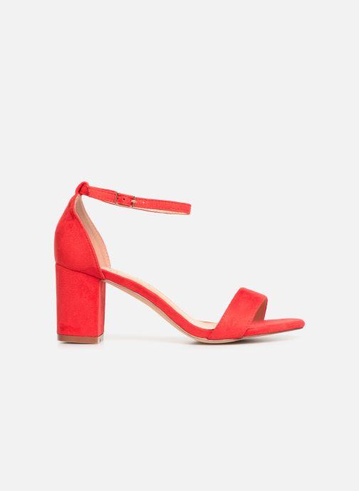 Sandales et nu-pieds I Love Shoes CABBY Rouge vue derrière