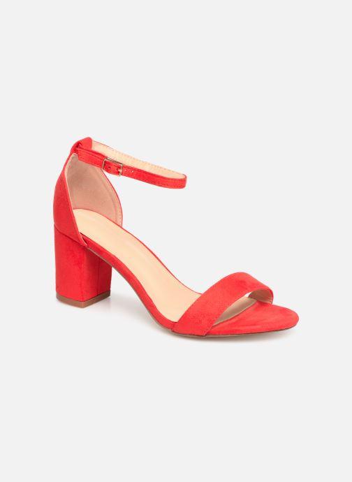 Sandales et nu-pieds I Love Shoes CABBY Rouge vue détail/paire