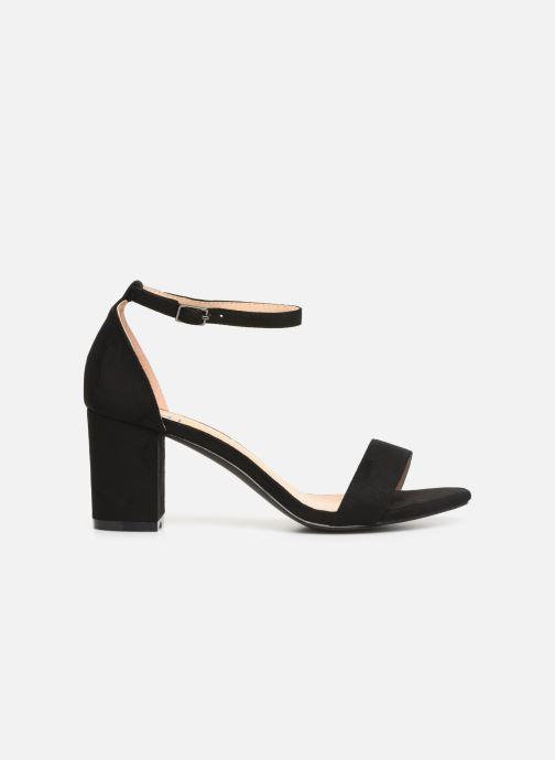 Sandalias I Love Shoes CABBY Negro vistra trasera