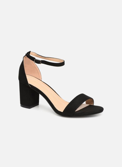 Sandales et nu-pieds I Love Shoes CABBY Noir vue détail/paire