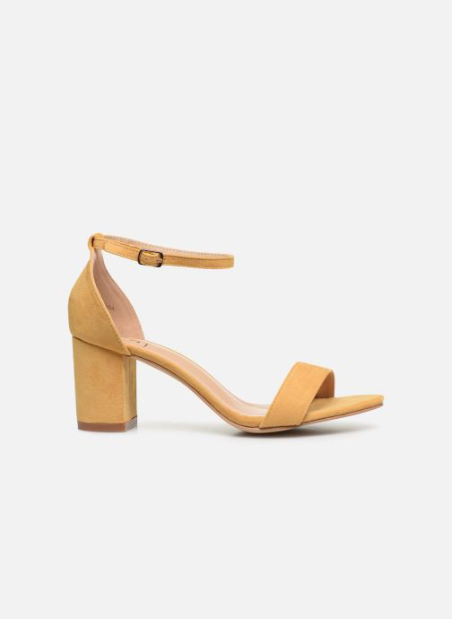 Sandalias I Love Shoes CABBY Amarillo vistra trasera