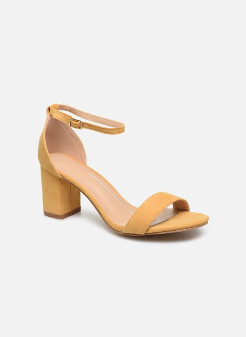 Sandales et nu-pieds I Love Shoes CABBY Jaune vue détail/paire