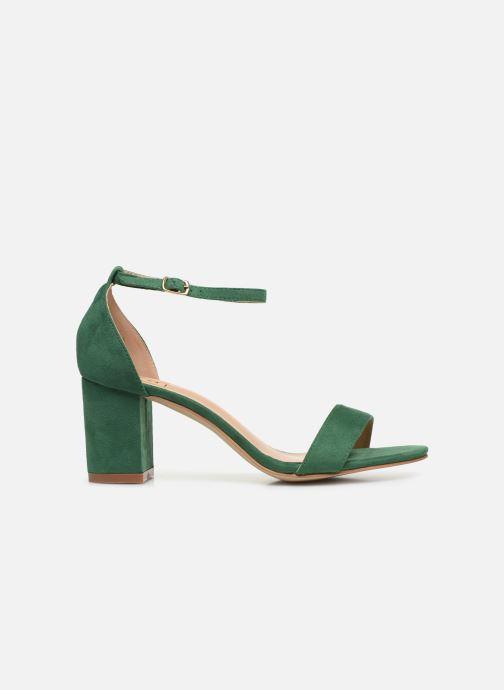 Sandalias I Love Shoes CABBY Verde vistra trasera