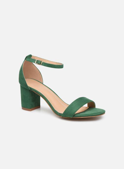 Sandalias I Love Shoes CABBY Verde vista de detalle / par