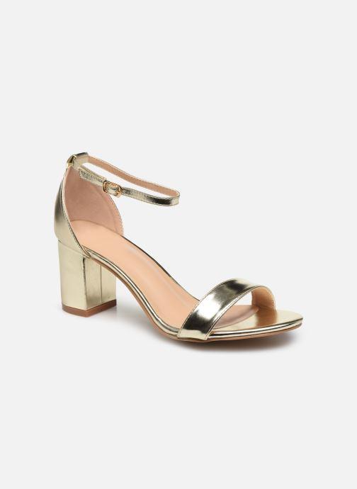 Sandalias I Love Shoes CABBY Oro y bronce vista de detalle / par