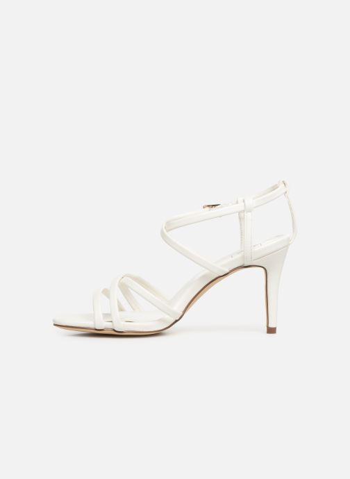Sandalen I Love Shoes CASPAGH weiß ansicht von vorne