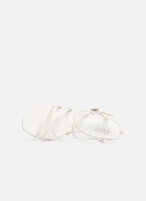 Sandalen I Love Shoes CASPAGH weiß ansicht von links