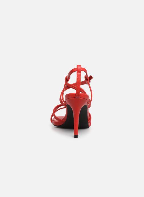 Sandales et nu-pieds I Love Shoes CASPAGH Rouge vue droite