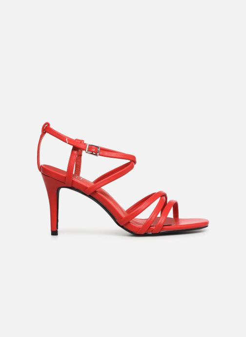 Sandalias I Love Shoes CASPAGH Rojo vistra trasera