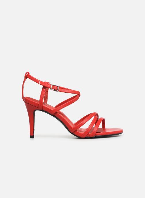 Sandales et nu-pieds I Love Shoes CASPAGH Rouge vue derrière