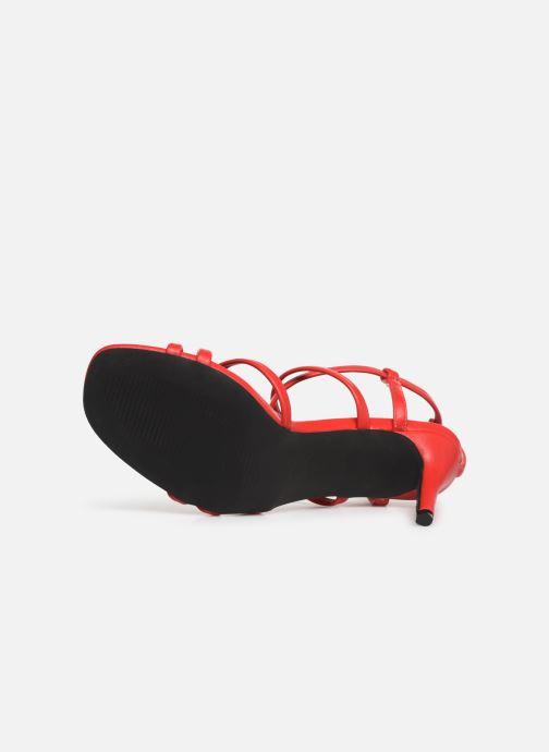 Sandales et nu-pieds I Love Shoes CASPAGH Rouge vue haut