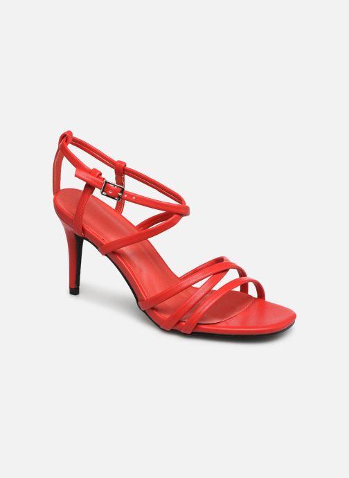 Sandalias I Love Shoes CASPAGH Rojo vista de detalle / par